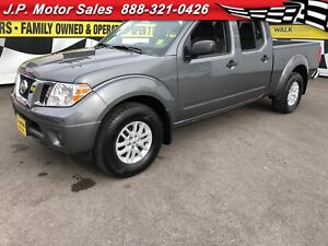 2018 Nissan Frontier SV, Crew Cab, Automatic, Back Up, 4x4