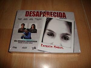 DESAPARECIDA-PATRICIA-MARCOS-SERIE-COMPLETA-TV-5-DISCOS-EN-DVD-NUEVA-PRECINTADA