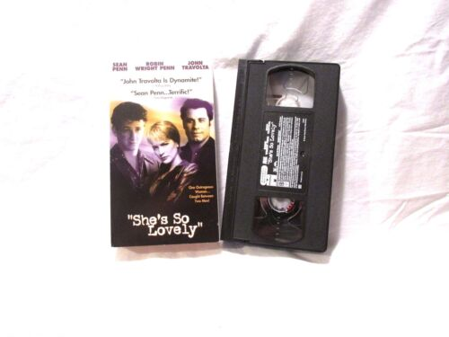 Shes So Lovely Drama VHS Movie Rated R 1998 Miramax