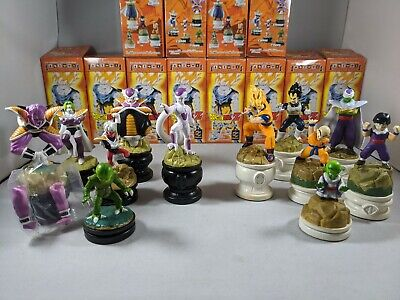 Dragon Ball Z Son Goku vs Freeza Chapter Chess Set of 12 pcs Mini Figure DBZ