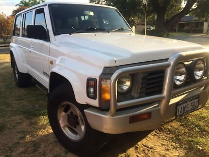 1997 GQ Nissan patrol 4.2l petrol swap or sell High Wycombe Kalamunda Area Preview