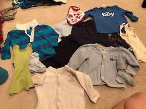 Size 00 baby boy clothes bundle High Wycombe Kalamunda Area Preview