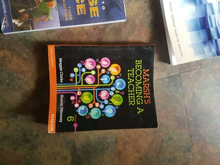Pdhpe and secondary teaching textbooks