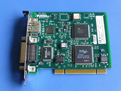 National Instruments Pci-8212 Ni Gpib Interface Card W Ethernet Port