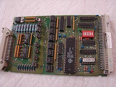 Komax A828a A831a A832a Board 0582665 Rev B