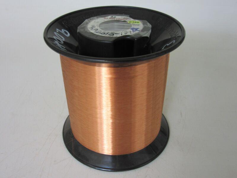 42 AWG  9.00 lbs.   Elektrisola E180 Heavy Enamel Coated Magnet Wire