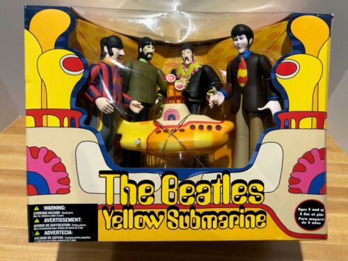 Beatles Yellow Submarine -- 2004 -- McFarlane Spawn -- NIB