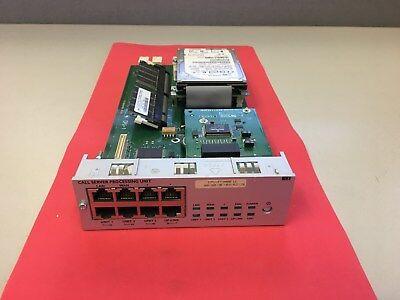 ALCATEL OMNIPCX PHONE SYSTEM CS CALL SERVER PU PROCESSING UNIT CARD/BOARD CPU-1 ()