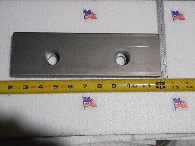 12 X 3 X 1 Standard Soft Jaws For Kurt 6 Vises Machinable 1018 Steel Usa