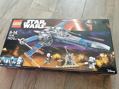 Lego 75149 Star Wars Resistance X-Wing Fighter Brand new