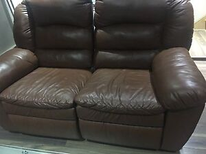 Elran recliner sofa set 3pcs
