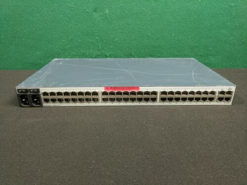 Avocent Cyclades ACS6048  48 Port Console Server 510-572-512 *READ*