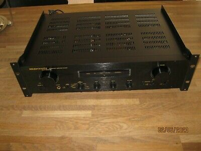 Marantz PM4001 Integrated Amplifier Verstärker for sale  Shipping to Nigeria