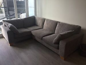 Amazing deal! Modern grey couch / sectional