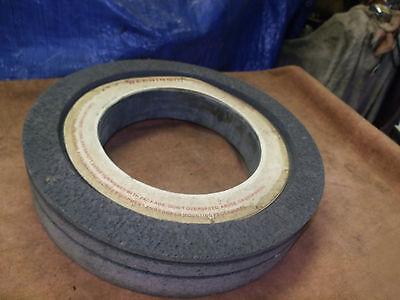 "Surface grind wheel 14.4"" x 3""  x 8"" mounting hole 2"" Norton Milicron Cincinnati"