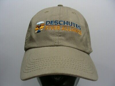 a0bd75855590a DESCHUTES RIVER ALLIANCE - ONE SIZE ADJUSTABLE STRAPBACK BALL CAP HAT!  .  14.99. Buy It Now