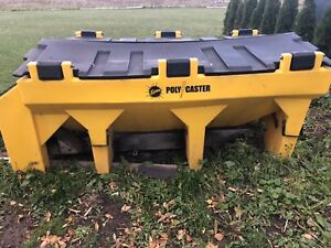 FISHER POLY CASTER SALTER