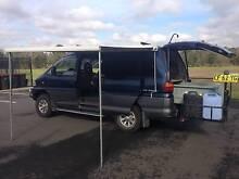 Stunning 1994 Mitsubishi Delica 4WD (4X4) Van/Minivan Campervan Marrickville Marrickville Area Preview