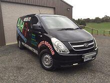 Hyundai iLoad Van, 2012, 35klms, Black, excellent condition Ballarat Central Ballarat City Preview