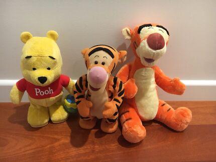 Winnie the Pooh Tigger Bath Toy | Baths | Gumtree Australia Hume ...