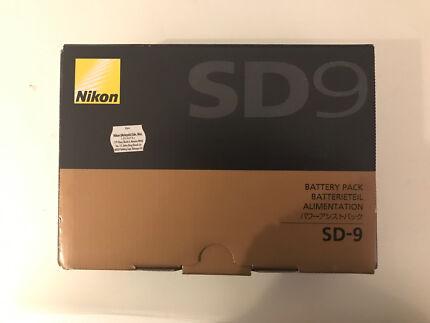 Sd card 256gb video camera accessories gumtree australia north nikon sd9 battery pack reheart Choice Image