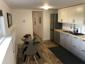 Furnished West-End Apartment