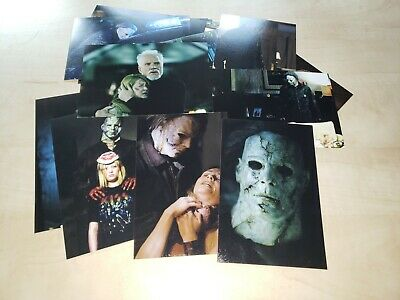 Rob Zombie's HALLOWEEN 4X6 Photo Set (27) MICHAEL MYERS/Taylor-Compton/McDowell