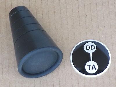 Torque Amp Shifter Knob W Insert For Ih International Ta Farmall 544 656 666