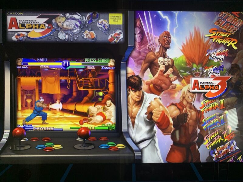 atGames Legends Ultimate Arcade AddOnX CoinOpsX  1250+ Games 64GB USB 3.0 Drive