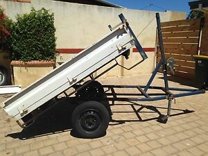 Tipper Trailer Hire Rental. Yanchep Wanneroo Area Preview