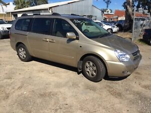 """2007 Kia Grand Carnival 8 Seater """"FREE 1 YEAR WARRANTY"""" Welshpool Canning Area Preview"""