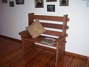 2 Seater Settle (similiar to small church pew) Mount Riverview Blue Mountains Preview