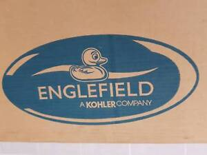 Englefield acrylic shower contoured wall two sided