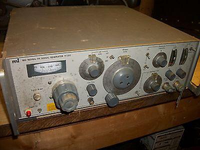 Vintage Marconi Mi Signal Generator Model Tf2013