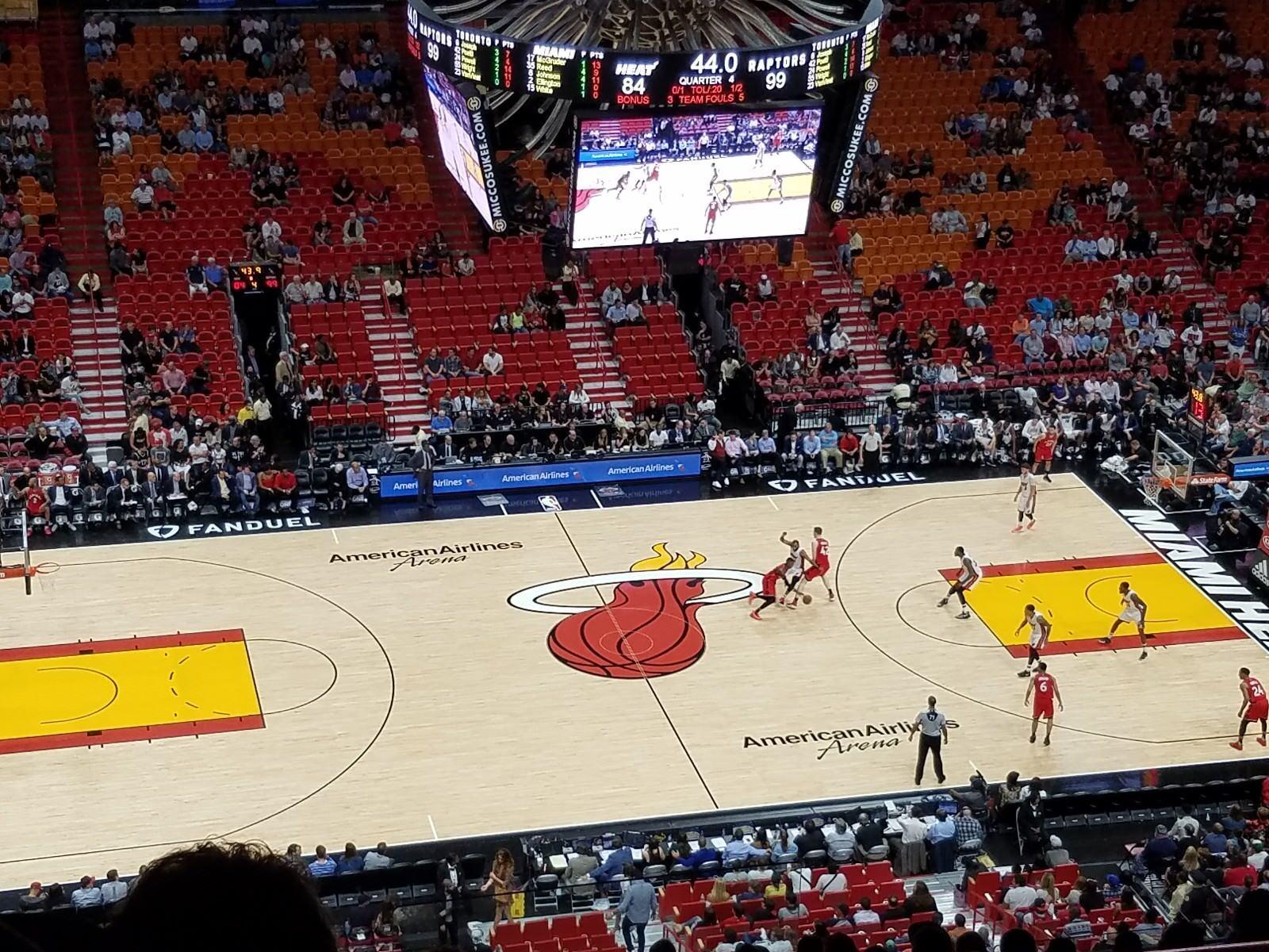 1-14 Miami Heat vs San Antonio Spurs Tickets 10/08/19 (Miami)