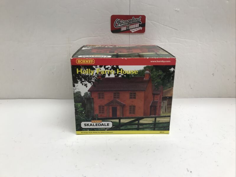 Hornby Skaledale R8522 OO Holly Farm House