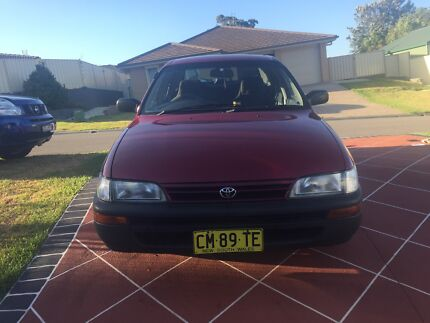 1997 Toyota Corolla (7 MONTHS REGO)