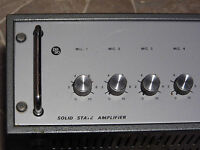 Vintage Paso T120-tr Solid State 170w Power Amplifier Amplifier Italy 1980` - paso - ebay.co.uk
