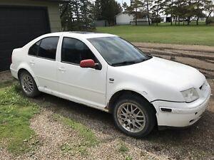 Jetta parts car
