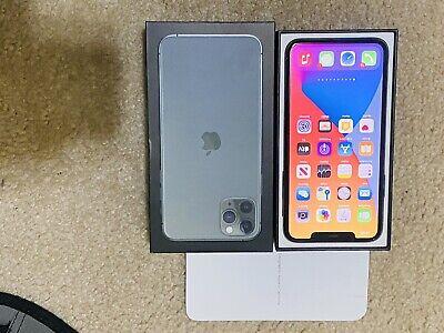 Apple iPhone 11 Pro Max - 256GB - MidnightGreen A2161 Unlocked