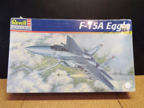Revell 1/48 Scale F-15A  Eagle #85-5837 , Sealed kit !