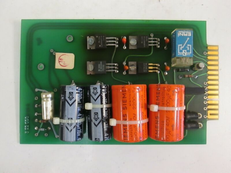 Tempress 5 22 093 PCB, Used