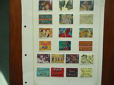 1995    GREETINGS  STAMPS