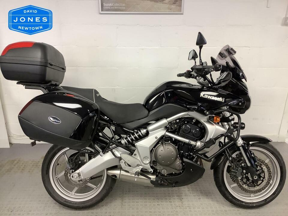 Kawasaki KLE650 A7F Versys 2007 / 57 Low mileage / Lovely condition