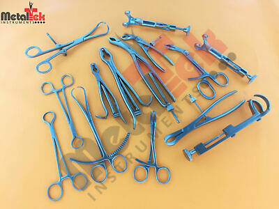 Small Bone Clamp Set Surgical Orthopedic Instruments Best Quality