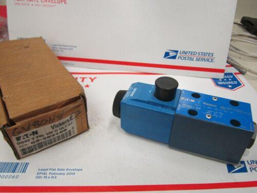 EATON VICKERS DG4V-3-8BL-VM-U-HL7-61 CONTROL VALVE (02-353198) , F6