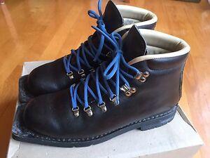Merrell full leather 3-pin all terrain x-c ski boots!
