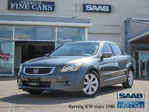 2008 Honda Accord EX-L V6 Leather Sunroof Heated Seats