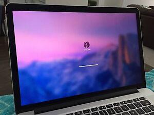 MINT MacBook Pro (Retina, 15-inch, Mid 2014) 2.5Ghz i7, 16GB RAM Marrara Darwin City Preview
