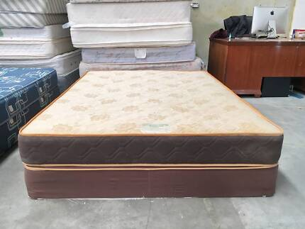 TODAY DELIVERY COMFORTABLE Ensemble Queen bed & mattress FORSALE